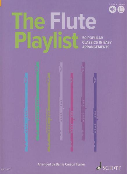 Schott The Flute Playlist