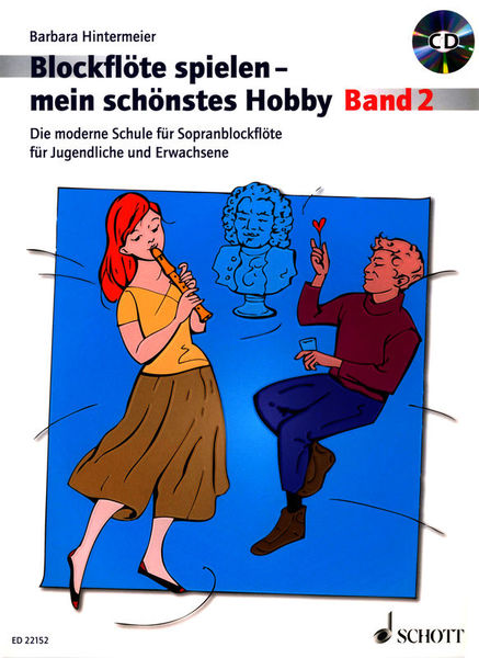 Blockflöte Spielen Hobby 2 Schott
