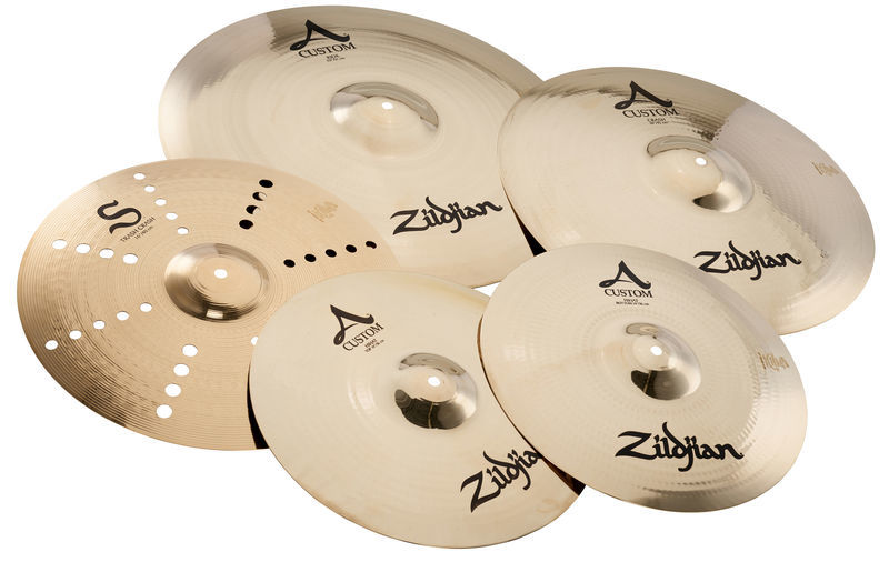 Zildjian A-Custom Thomann ltd. Box Set