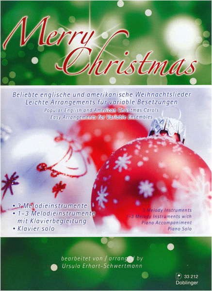 Merry Christmas Doblinger Musikverlag