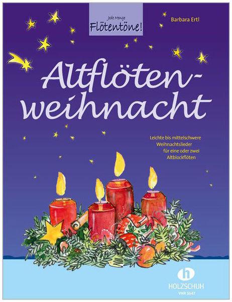 Holzschuh Verlag Altflötenweihnacht