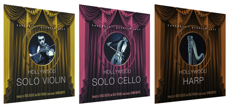 EastWest Hollywood Solo Series Gold