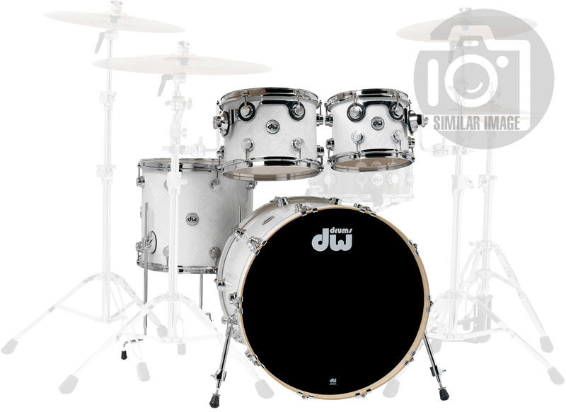 DW Finish Ply Rock White Crystal