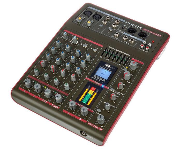 Phonic Celeus 200