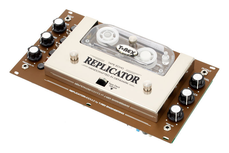 T-Rex Replicator Tape Echo Module