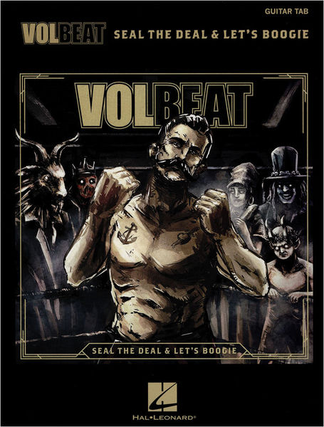 Hal Leonard Volbeat: Seal The Deal & Let's