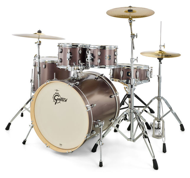 Gretsch Energy Standard Grey Steel