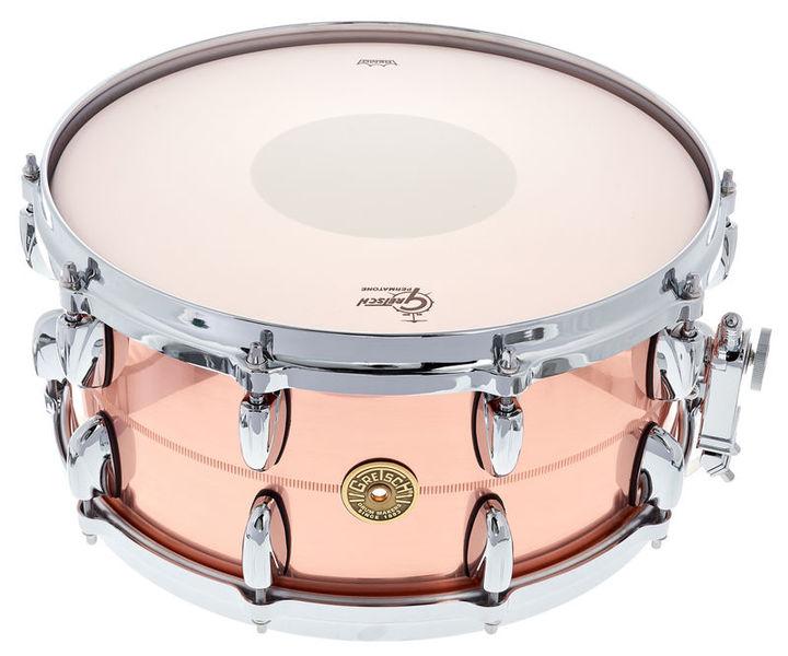 "Gretsch 14""x6,5"" USA Copper Snare Drum"