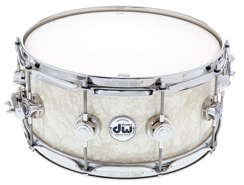 "DW 14""x06"" Finish Ply Snare Maple"