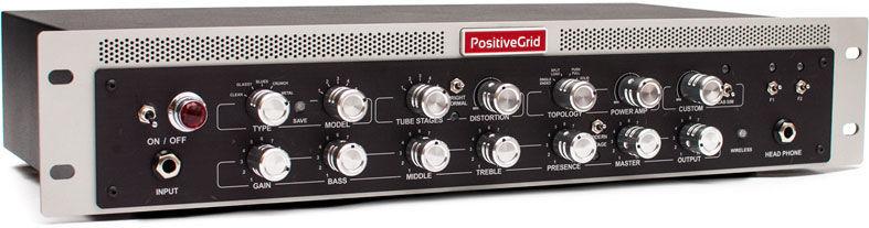 Positive Grid Bias Rack Powered