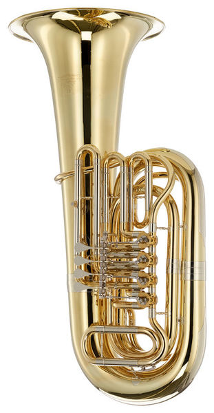 Thomann 250 M Raw Bb-Tuba