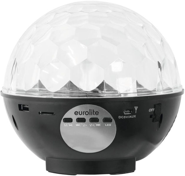 Eurolite Akku LED BC-9 MP3