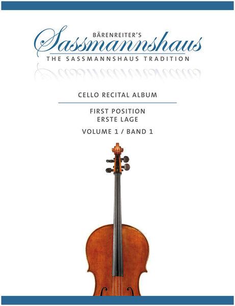 Bärenreiter Sassmannshaus Cello Album 1