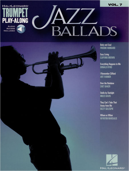 Hal Leonard Trumpet Play-Along: Jazz Ball.