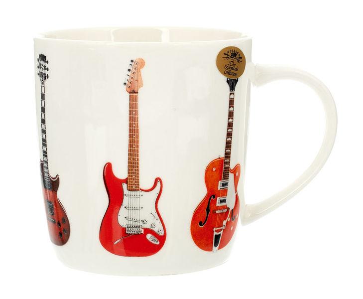 Anka Verlag Mug Guitar-Desig w. Gift Box