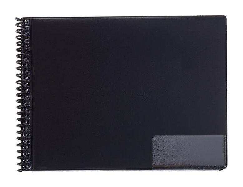 ge-gra-Muster A5/20 Black