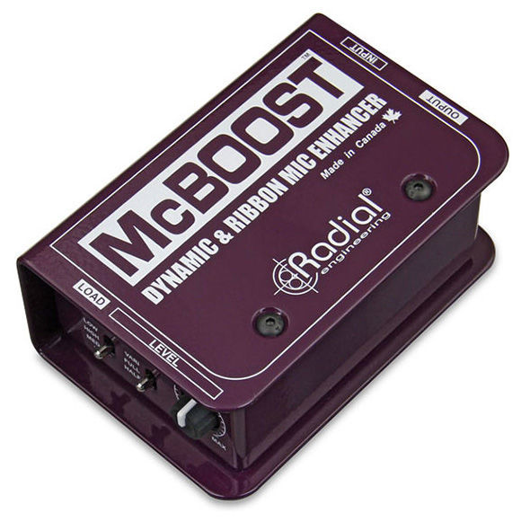 Radial Engineering McBoost