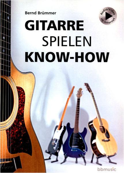 bbmusic Gitarre spielen Know-how