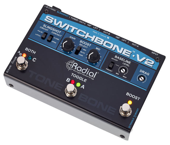 Radial Engineering Tonebone Switchbone V2