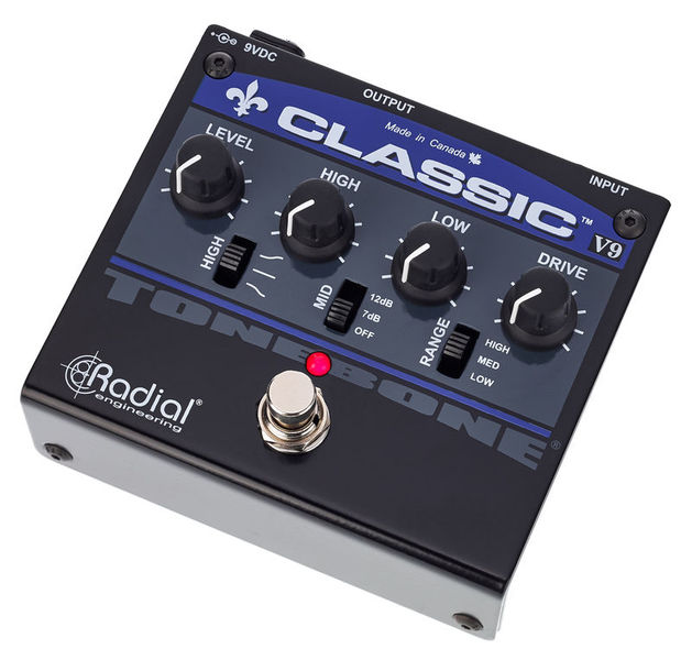 Radial Engineering Classic V9