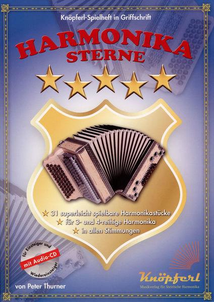 Knöpferl-Musikverlag Harmonikasterne