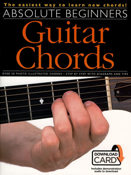 Wise Publications Absolute Beginner Guitar Chord