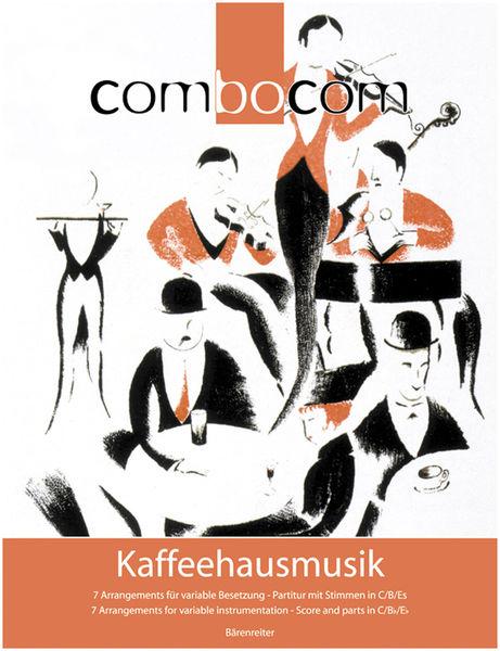 Bärenreiter combocom Kaffeehausmusik