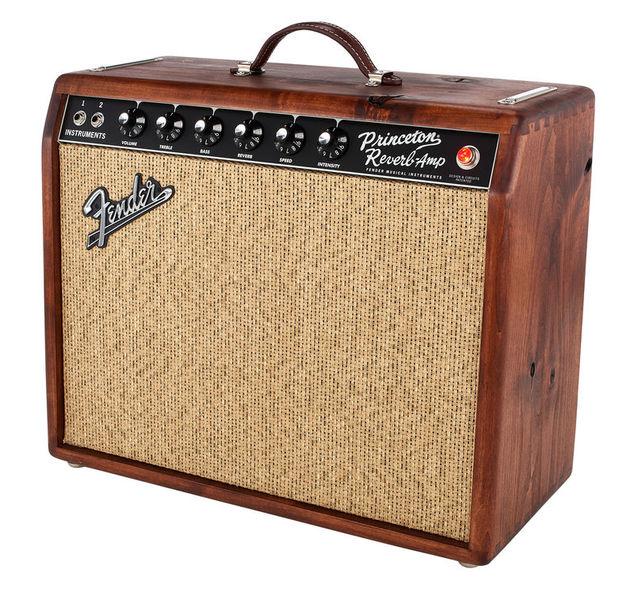 Fender 65 Princeton Reverb KnottyPine