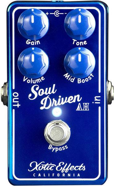 Xotic Soul Driven AH Allen Hinds LTD