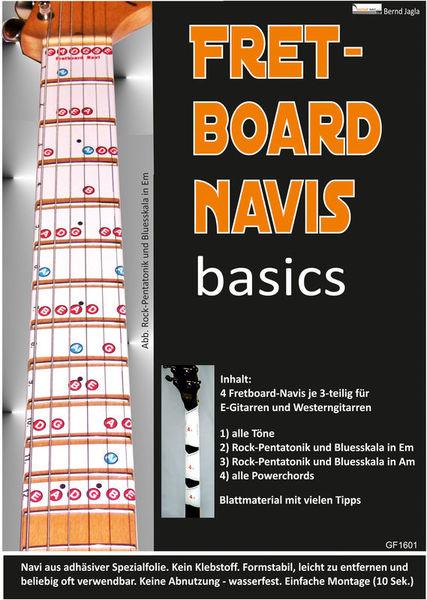 Fretboard Navi for E-Guitar Bernd Jagla