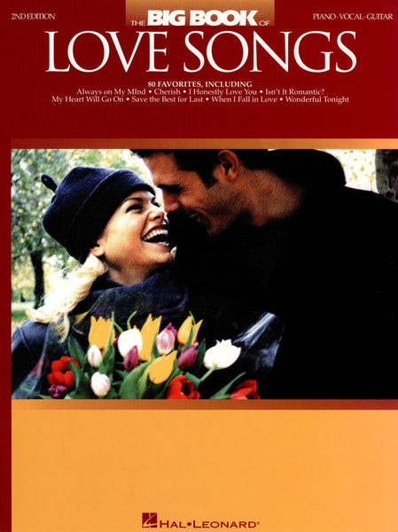 Hal Leonard The Big Book Of Love Songs: