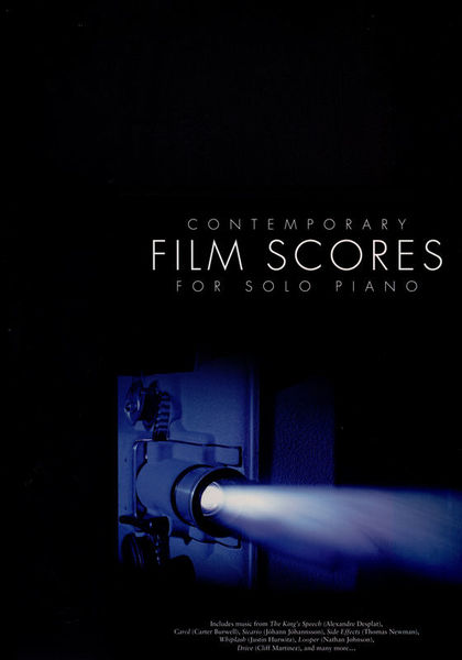 Wise Publications Contemporary Film Scores