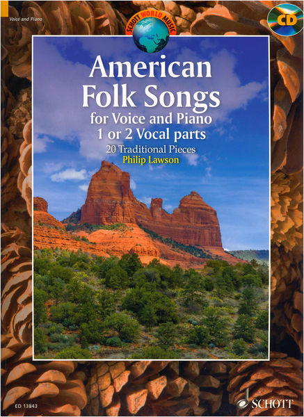 Schott American Folk Songs