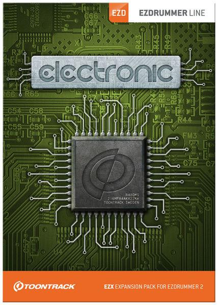 Toontrack EZX Electronic