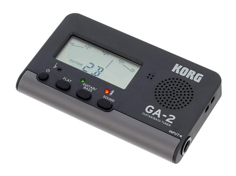 Korg GA-2 Guitar / Bass Tuner