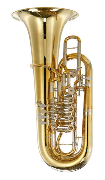 Thomann Fireball M Raw F- Tuba
