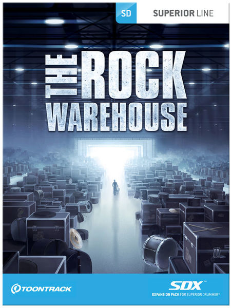 Toontrack SDX The Rock Warehouse