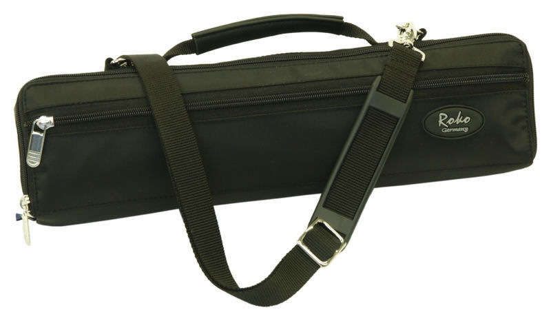 Roko Gigbag Flute B-foot Black