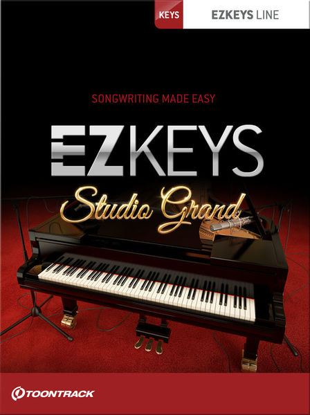ACOUSTIC GRAND BAIXAR PIANO VST EZKEYS TOONTRACK
