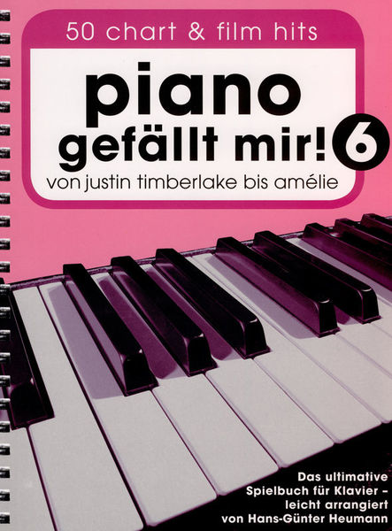Bossworth Piano gefällt mir! Band 6