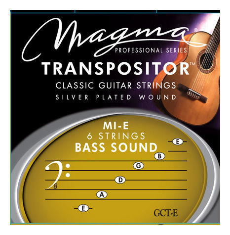 Magma Strings GCT-E Classic Bass Strings