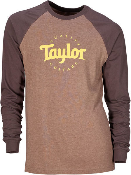Taylor Long Sleeve Baseball XL