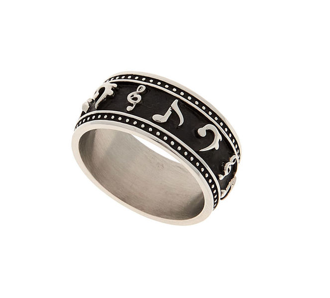 Rockys Ring Music Symbols 62