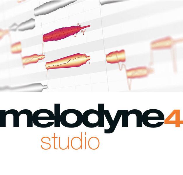 Celemony Melodyne 4 studio Upg. essent.
