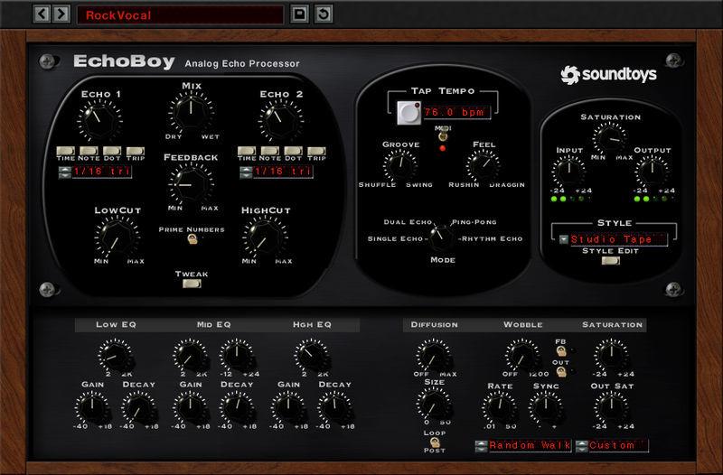 Soundtoys EchoBoy