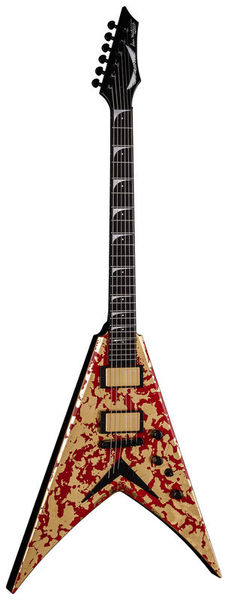 Dean Guitars USA V Dave Mustaine Holy Grail