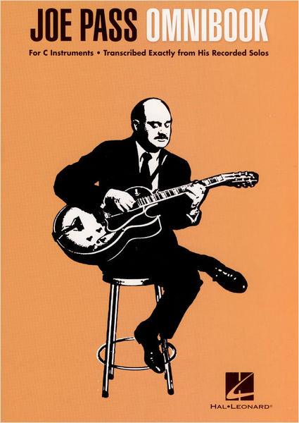 Hal Leonard Joe Pass Omnibook (C)