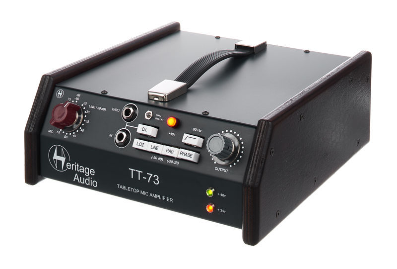 Heritage Audio TT-73