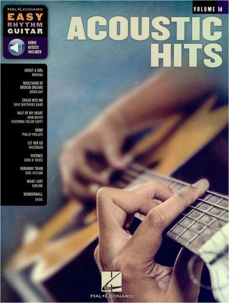 Hal Leonard Easy Guitar: Acoustic Hits