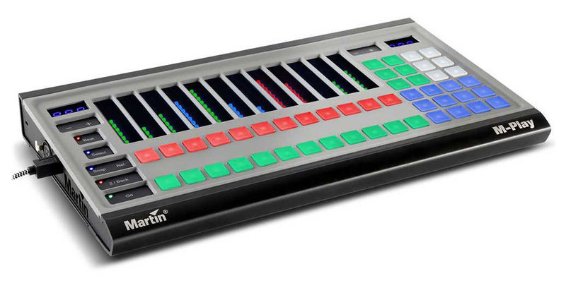 Martin M-Play Faderwing